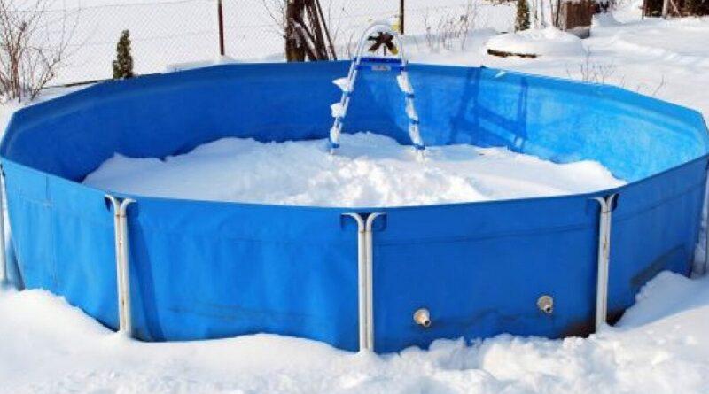 piscine hivernage